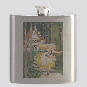 Goldilocks 10x14 Flask