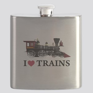 I LOVE TRAINS copy Flask
