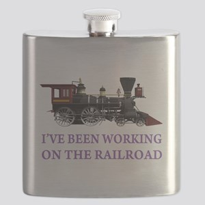 IVE BEEN WORKING ON THE RAILROAD PURPLE 2 Flas