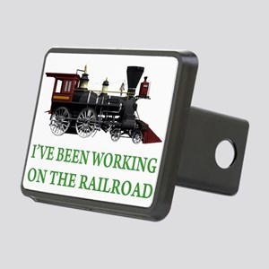 IVE BEEN WORKING ON THE RAILROAD GREEN 2 Recta