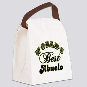 Best Abuelo Canvas Lunch Bag