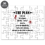 The Plan Shaun Of The Dead Puzzle