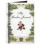 Red Rose Garden Journal