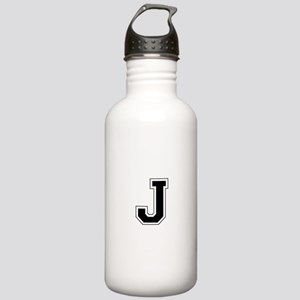 Collegiate Monogram J Water Bottle