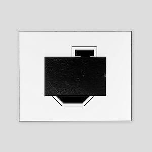 Collegiate Monogram J Picture Frame