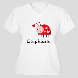 Ladybug (p) Plus Size T-Shirt