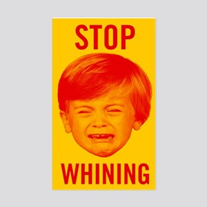 Stop Whining Sticker