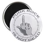 Punk Rock Is Not Dead Magnet