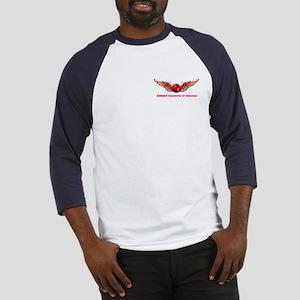 Wings Web Baseball Jersey