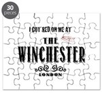 Winchester I Got Red On Me Puzzle