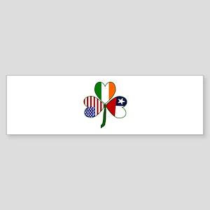 Shamrock of Chile Sticker (Bumper)