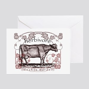 Herbivore Greeting Cards (Pk of 10)