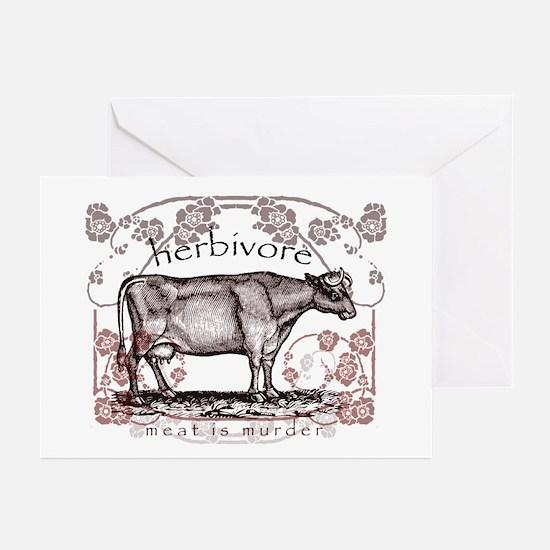 Herbivore Greeting Cards (Pk of 10)