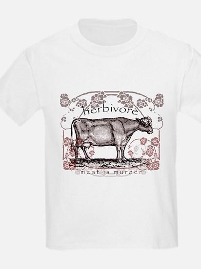 Herbivore Kids T-Shirt