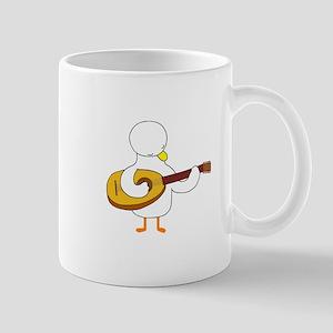 Lute Player Mug