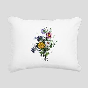 Jean Louis Prevost 9 Rectangular Canvas Pillow