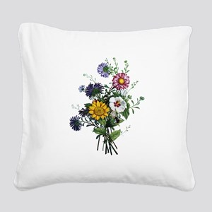 Jean Louis Prevost 9 Square Canvas Pillow