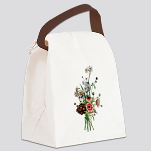 Jean Louis Prevost 17 Canvas Lunch Bag