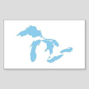 Great Lake Sticker