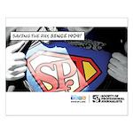 SPJ Superman Posters