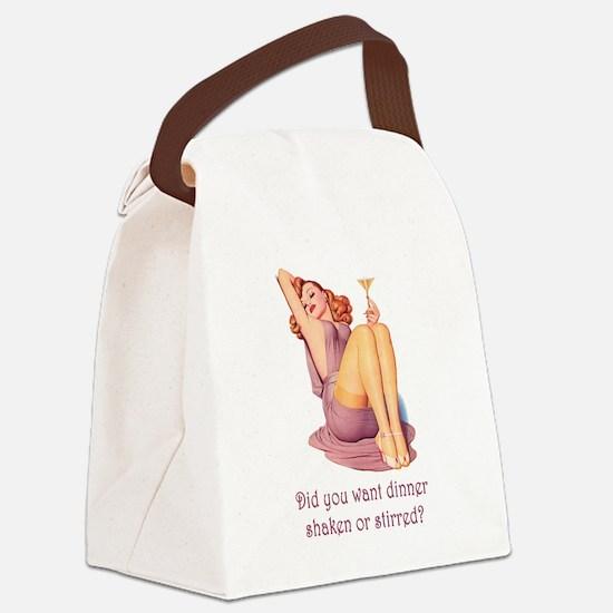 SHAKEN OR STIRRED copy.png Canvas Lunch Bag
