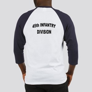 45th INfantry Division Baseball Jersey