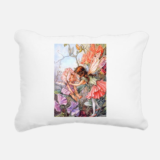 Sweet_Pea_poster_Fairy.png Rectangular Canvas Pill