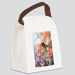 Sweet_Pea_poster_Fairy Canvas Lunch Bag