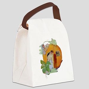 PETER PETER PUMPKIN EATER Canvas Lunch Bag