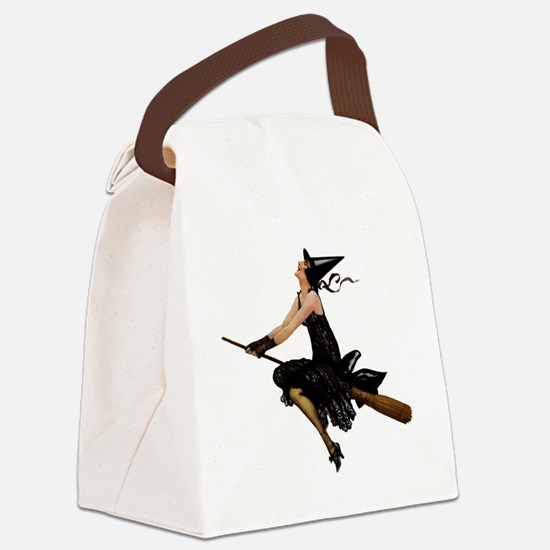 WITCHY WOMAN Canvas Lunch Bag