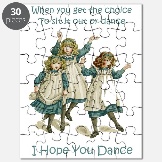 Baby April HOPE YOU DANCE.png Puzzle