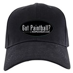 Got Paintball Black Cap