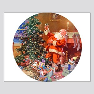 Santa Claus 1_RD_ADJ Small Poster