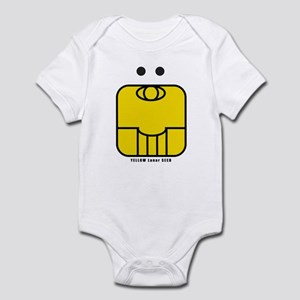YELLOW Electric SEED Infant Bodysuit