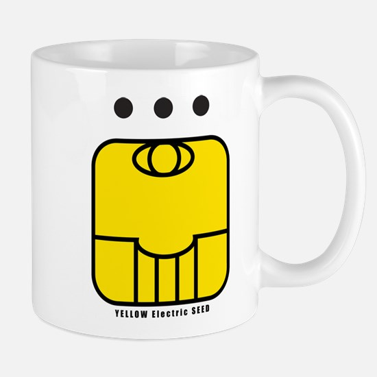 YELLOW Electric SEED Mug