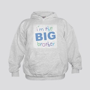 I'm the Big Brother Kids Hoodie