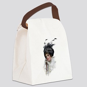 American Belles003 Canvas Lunch Bag