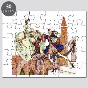 PRINCE FORMERLY KNOWN AS FROG Puzzle
