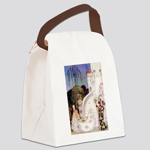 KAy Nielsen005_10x14 Canvas Lunch Bag