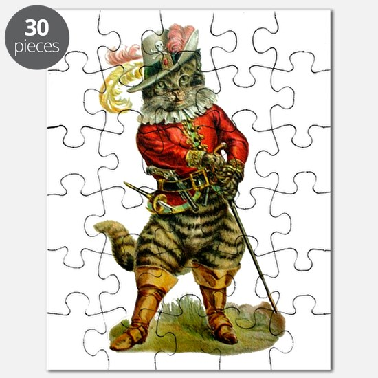 Puss In Boots Puzzle