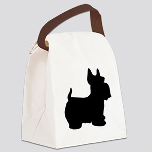 blackscttynew Canvas Lunch Bag