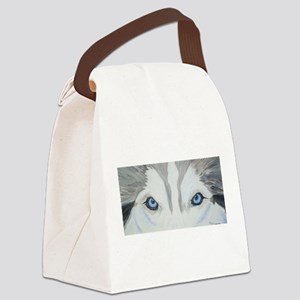 nicoeyespaint Canvas Lunch Bag