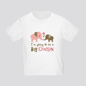 Big Cousin - Elephan T-Shirt