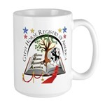 2013 GHRA World Show Logo Mug