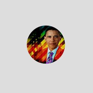 Post Urban Obama Mini Button