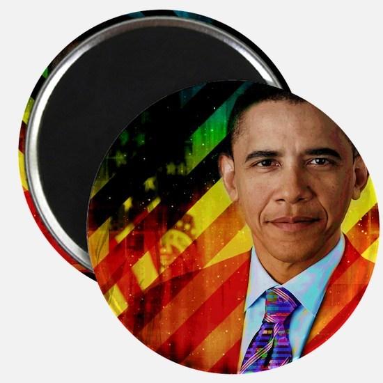 "Post Urban Obama 2.25"" Magnet (10 pack)"
