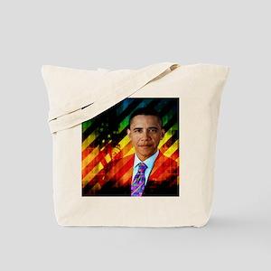 Post Urban Obama Tote Bag
