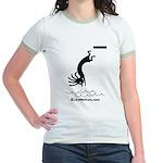 Kokopelli Diver Jr. Ringer T-Shirt