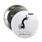 Kokopelli Diver Button