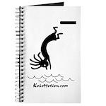 Kokopelli Diver Journal